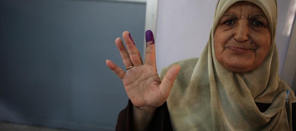 Egypt Votes - Mathew Cassel for AlJazeera