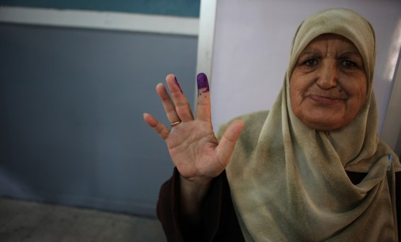 Egypt Votes - Mathew Cassel for AlJazeera