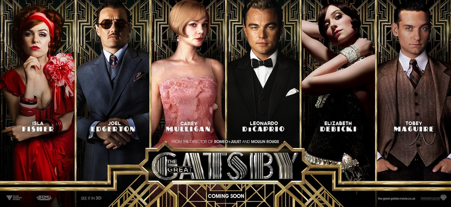 Image result for the great gatsby cast