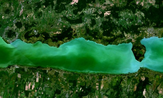 Satellite_Image_of_Lake_Balaton