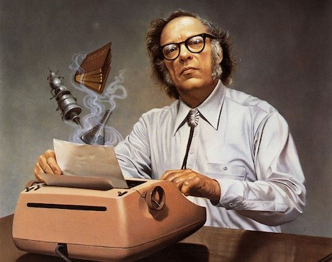 Isaac Asimov: Nostradamus of the 20th Century > McDaniel