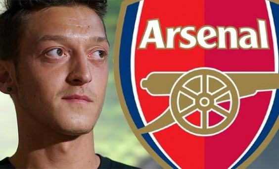 Mesut-Özil-Arsenal