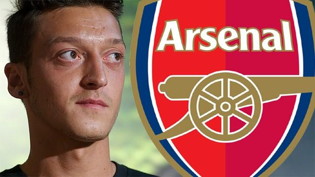 Mesut-Özil-Arsenal