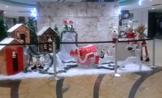 Chritsmas decor, Silverbird