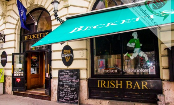 Becketts Irish Bar