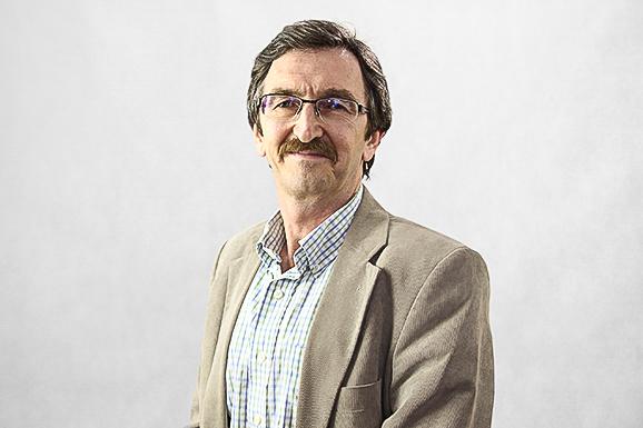 Professor László Nyitray