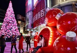 ChristmasInChina