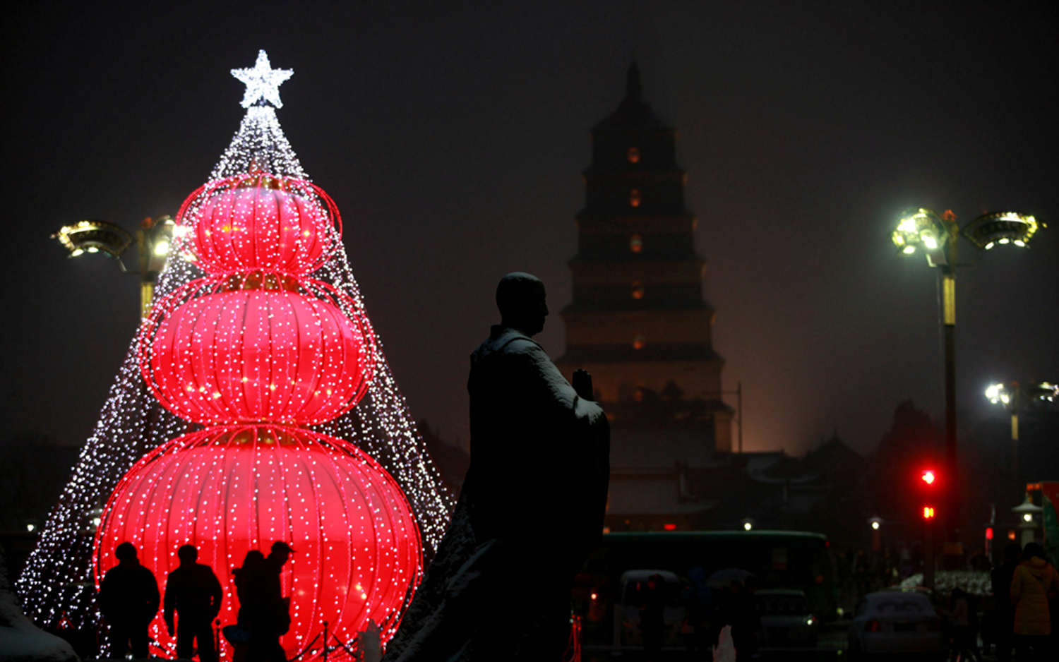 Christmas In China.Christmas Continues To Catch On In China Mcdaniel College
