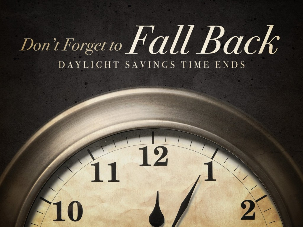 CHANGE YOUR CLOCKS!  Daylight savings ends early Sunday morning in Hungary; technically, Sunday morning at 3:00am, you should set your clock to 2:00am. Practically, one more hour sleep. http://www.timetemperature.com/europe/europe_daylight_saving_time.shtml