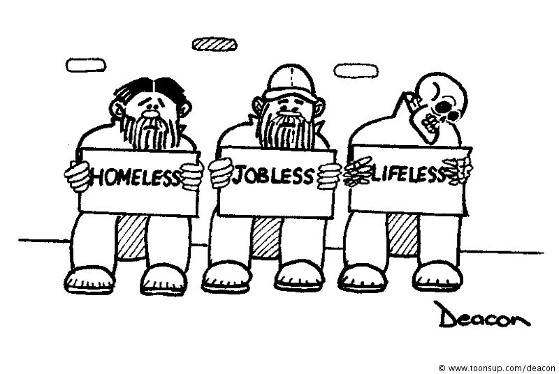 how to give homeless opportunire