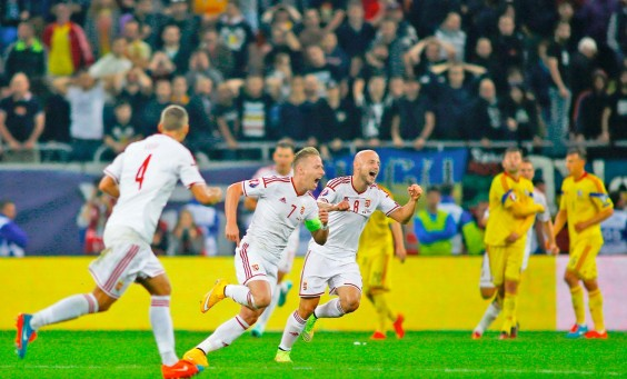 magyar foci