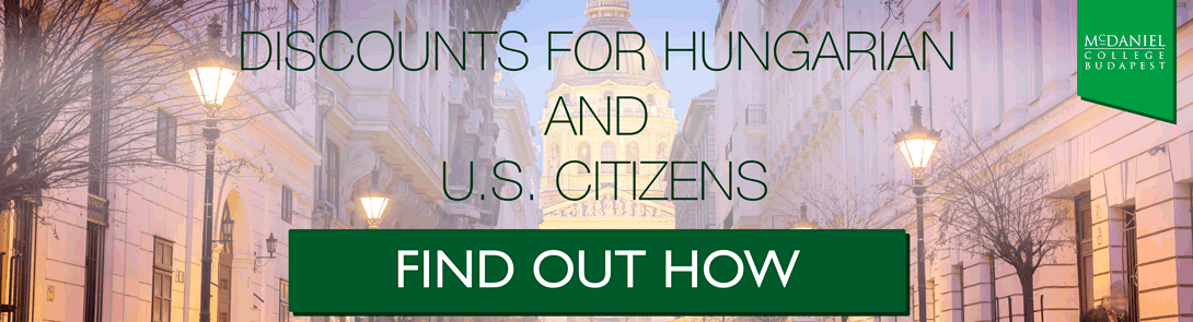 Discounts for Hungarian and U.S. citizens