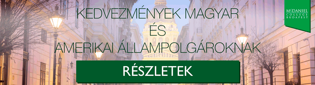 Kedvezmények magyar és amerikai állampolgárok részére