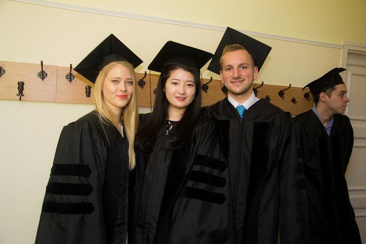 Graduation Ceremony 060