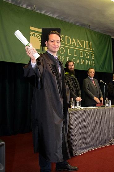 Graduation Ceremony 160