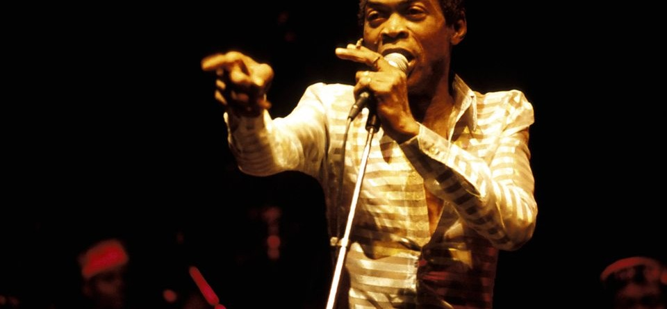 Fela Kuti: a message through music > McDaniel College