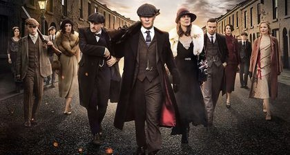 peaky blinders cover