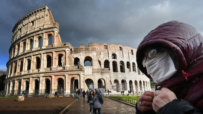 Alberto Pizzoli | AFP | Getty Images